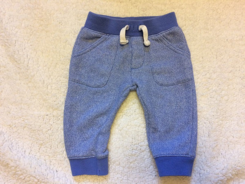 carters pantalon french terry talle 6 m usado- bbarcoiris