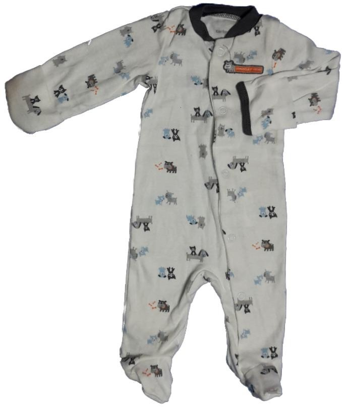 c3cfde378 Carters Pijamas Bebe Recién Nacido Niño Originales - Bs. 99.999,00 ...