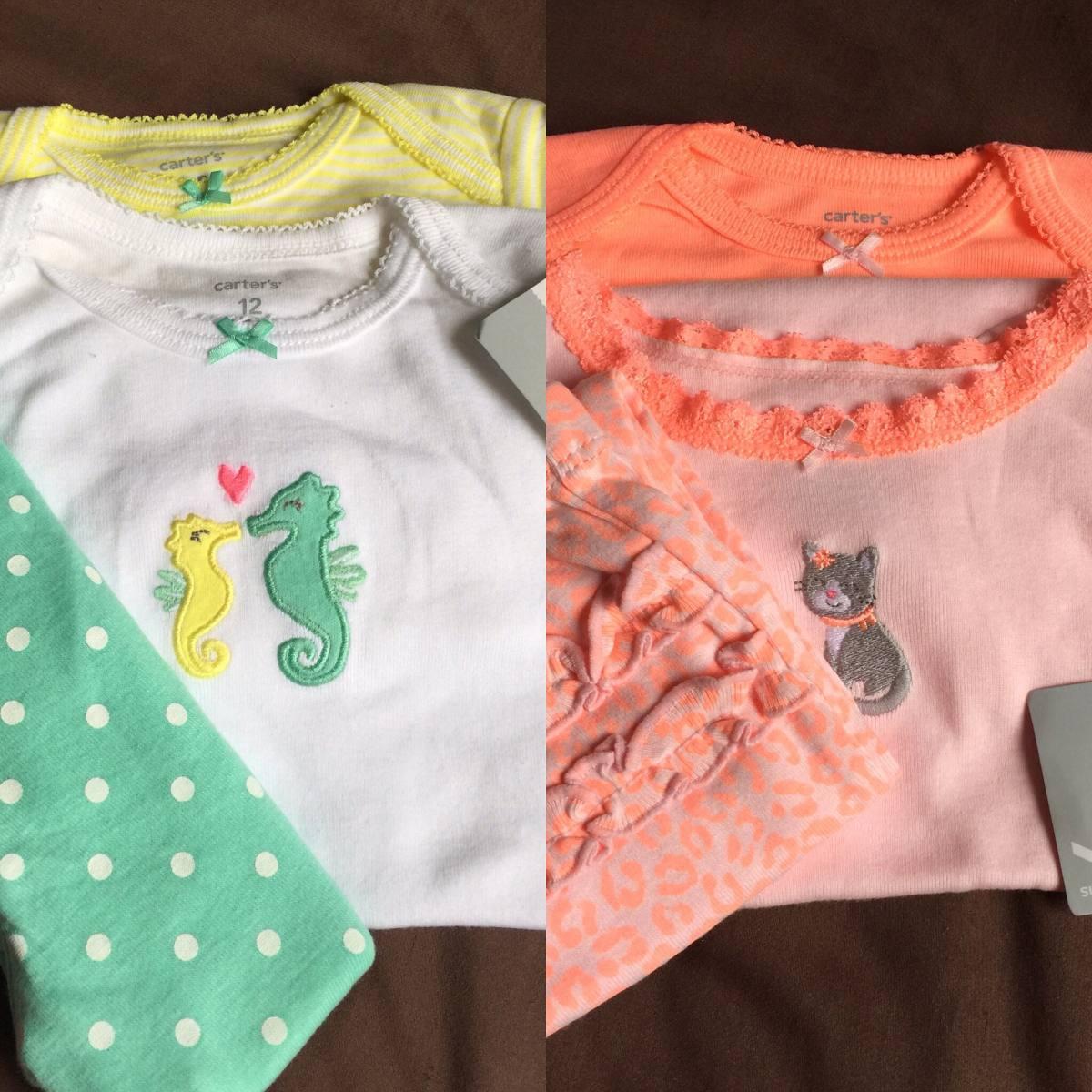ropa de bebe importada carters