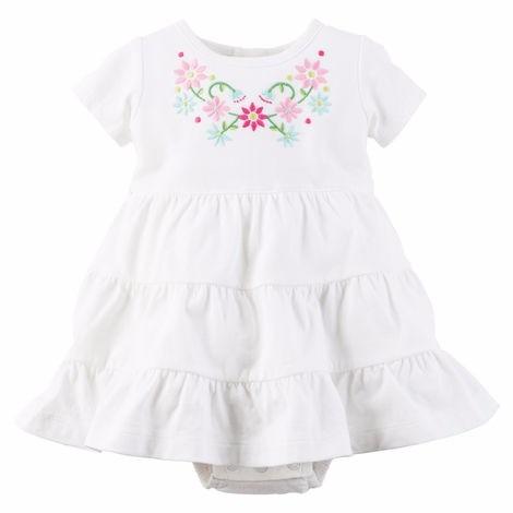 carter's vestido de 3 piezas 24 meses niña 2 años fiesta