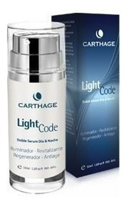 carthage light code doble serum dia y noche