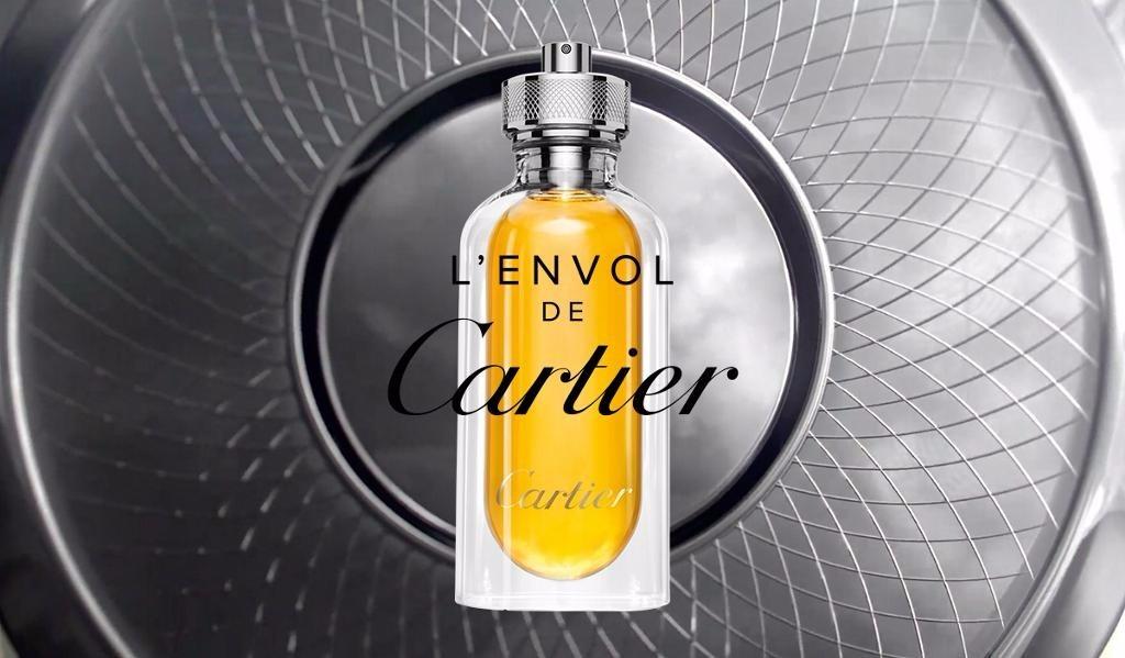a9953ae3a62 cartier l´envol eau de parfum x 100ml recarga. Cargando zoom.