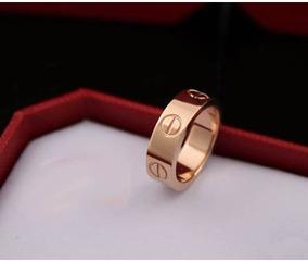 mejor servicio a18b1 61623 Cartier Love Ring Original Impecable Estado Oro Solido 18k