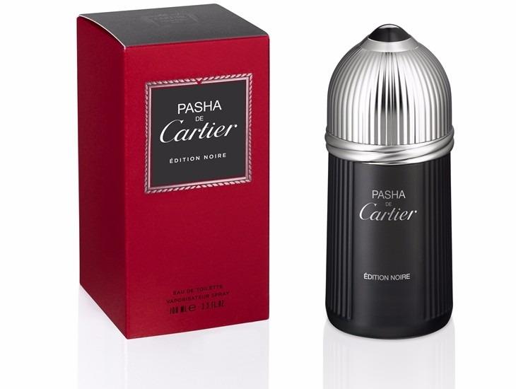 2ad968fdf7c Perfume Cartier Pasha Noir Masculino Edt 100ml Original - R  343