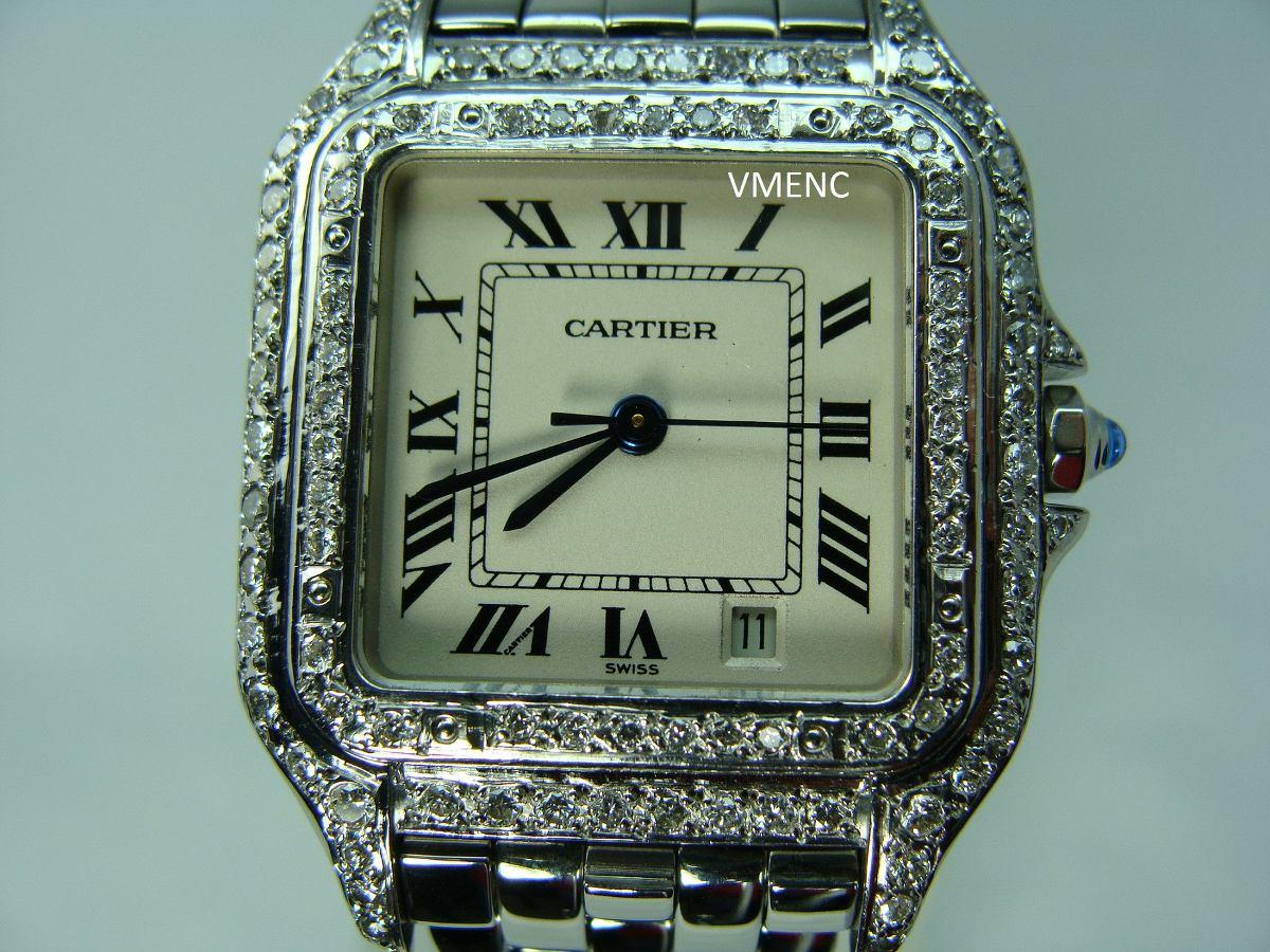 Relojes cartier para mujer precios