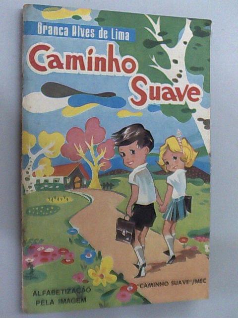 Cartilha Caminho Suave - 1976 - Rara - R$ 180,00 em