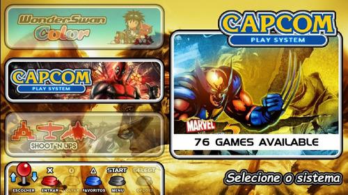 cartão 128gb 13.709 mil jogos raspberry pi3 b e b+