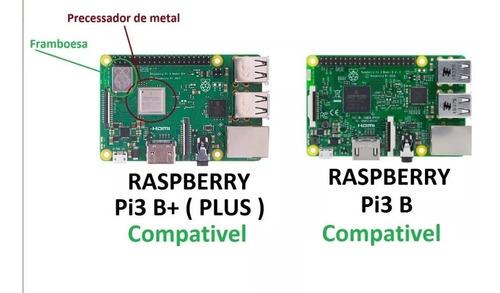 cartão 128gb raspberry pi3 b/b+ 88 sistemas e 14.311 jogos