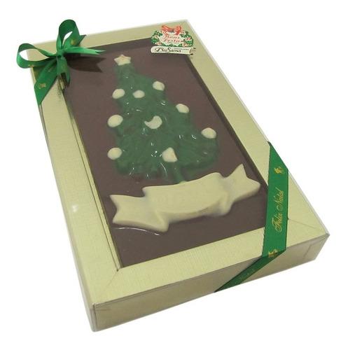 cartão árvore de chocolate 150 g