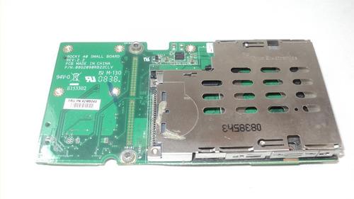 cartão audio e usb ibm notebook lenovo thinkpad sl400