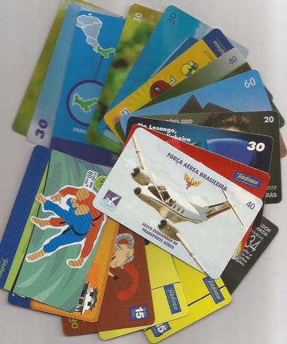 cartão com cartões