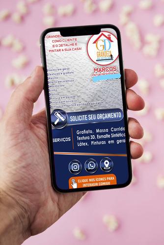 cartão convite digital interativo gratis qr cod personalizad