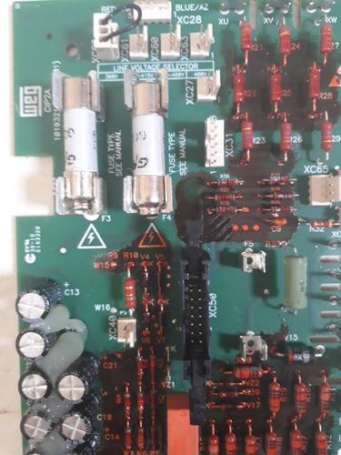cartão de interface com a potencia weg cip2a.03 cfw09