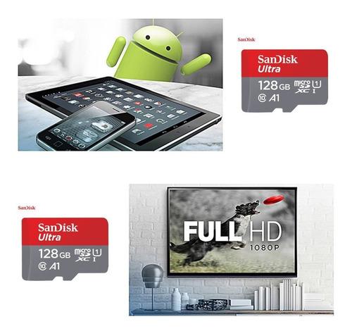 cartão de memória 128 gb original sandisk