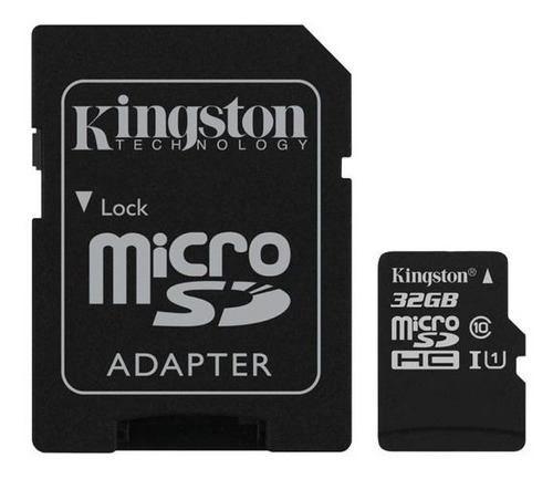 cartão de memoria 32gb kingston + pen drive 32gb sandisk