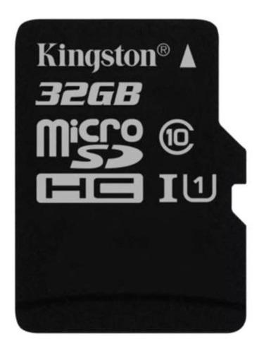 cartão de memória kingston sdc10 32gb class 10 - original