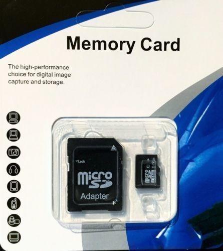 cartão de memória micro sd 32gb high performance - classe 10