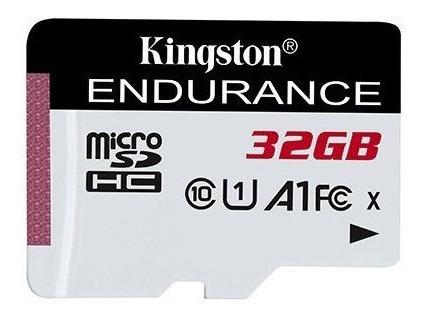 cartão de memória microsd high endurance 32gb