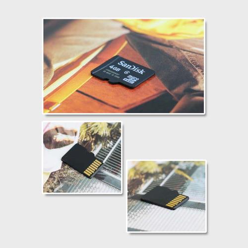 cartão de memória sandisk 4 gb