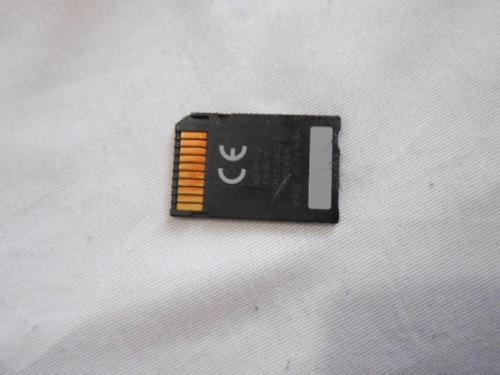 cartão de memoria stick 4gb sony a pronta entrega    n29-26