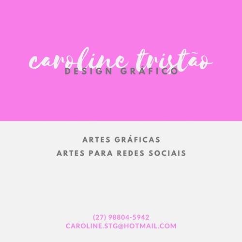 cartão de visita, adesivo, artes para redes sociais, etc.