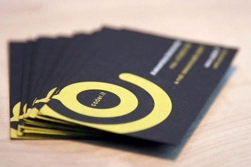 cartão de visita, cartões uv total frente 250g - arte grátis
