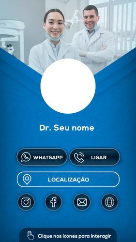 cartão de visita digital - atualização vitalícia