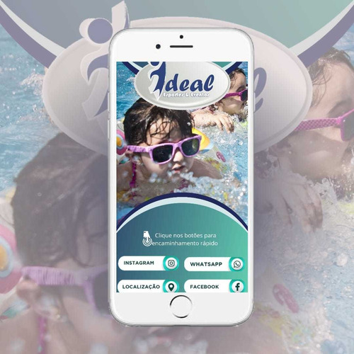 cartão de visita digital e interativo