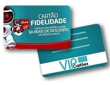 cartão de visita pvc branco ou transparente  500 unidades