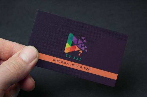 cartão de visitas (apenas arte)