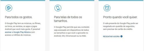 cartão google play gift card 25 dolares us android playstore
