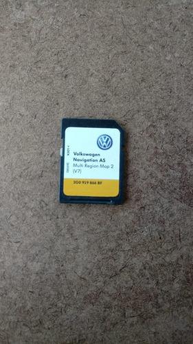 cartão gps navegador do polo, usado