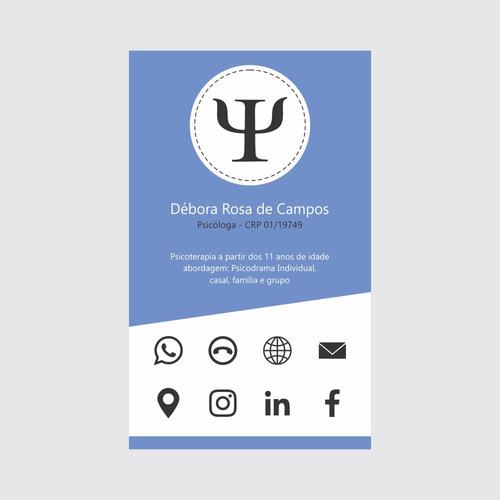 cartão interativo