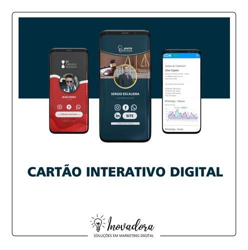 cartão interativo digital (links rápidos)
