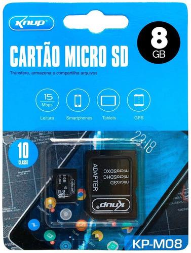 cartão memória câmera