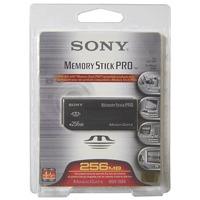 cartão memória memory stick pro sony