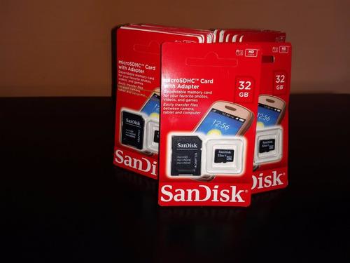 cartão memória micro 32gb