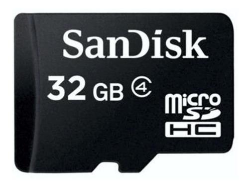 cartão memória sandisk micro sd 32gb lacrado  sdhc