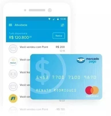 cartão mercado livre aprovação garantida mercado pago 2018