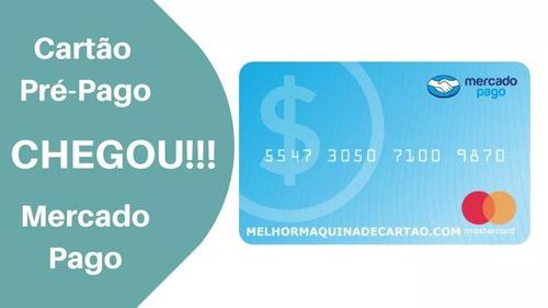 cartão mercado pago mastercard mercado livre sem anuidade