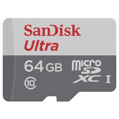 cartão micro 64gb sandisk