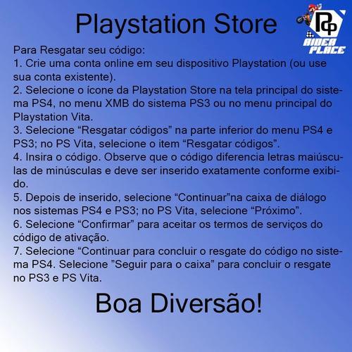 cartão playstation r$60 reais psn brasil br brasileira