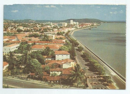 cartão postal aracaju sergipe