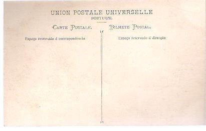 cartão postal chaves portugal jardim publico
