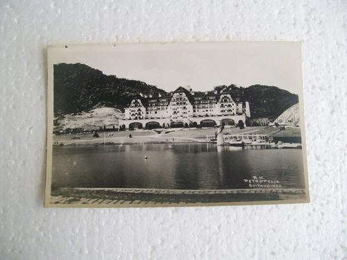 cartão postal - hotel quitandinha - petrópolis rj (1)