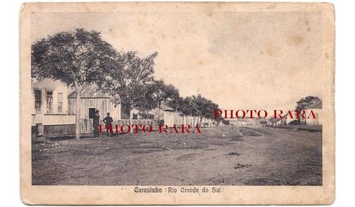 cartão postal - livraria nacional - passo fundo - carazinho
