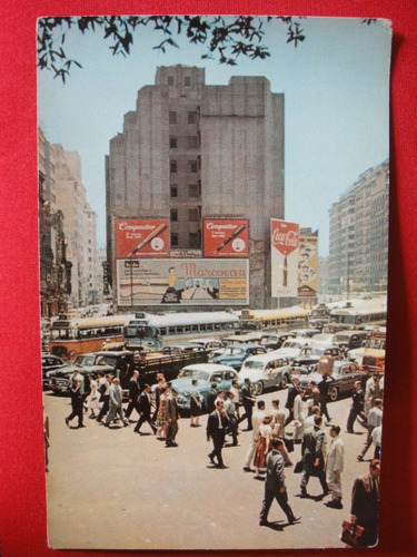 cartão postal paisagem coca-cola mídia - são paulo - brasil