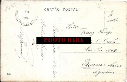 cartão postal passo fundo/rs-vista da cidade