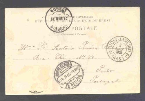 cartão postal pelotas - edição meira n. 20 - carreta de bois