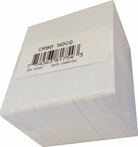 cartão pvc branco 0,76mm (cento)
